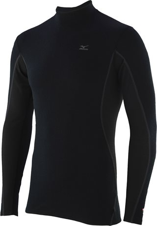Mizuno Middleweight L/S Highneck Shirt 73CF15209
