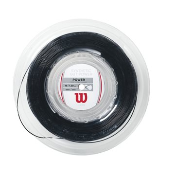 Produkt Wilson Synthetic Gut Power 200m 1,30 Black