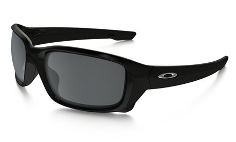 OAKLEY Straightlink Polished Black w/ Black Iridium