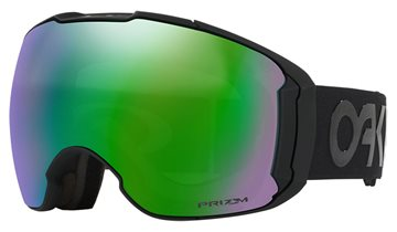Produkt OAKLEY Airbrake XL Factory Pilot Blackout w/PRIZM Snow Jade Iridium + PRIZM Snow Rose 19/20