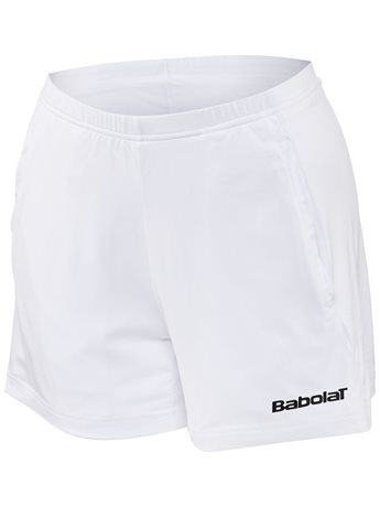 Babolat Short Girl Match Core White 2014