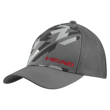 HEAD Trucker Cap Anthracite