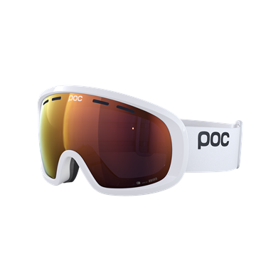 Produkt POC Fovea MID Clarity Hydrogen White/Spektris Orange 19/20