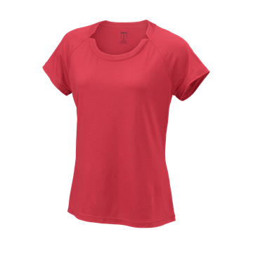 Produkt Wilson W Condition Tee Fiery Coral