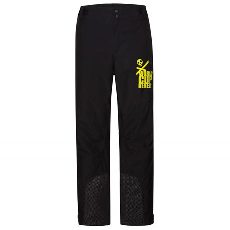Head Race Zip Pants Men Black
