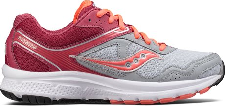 Saucony Grid Cohesion 10 Grey/Red