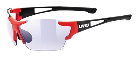 UVEX SPORTSTYLE 803 RACE VM, BLACK RED MAT