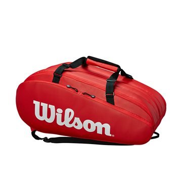 Produkt Wilson Tour 3 COMP Red 2019