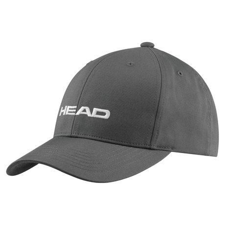 HEAD Promotion Cap Anthracite