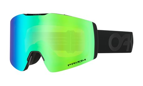 OAKLEY Fall Line XM Factory Pilot Blackout w/PRIZM Snow Jade Iridium 19/20