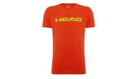 HEAD Ivan T-Shirt Junior Orange
