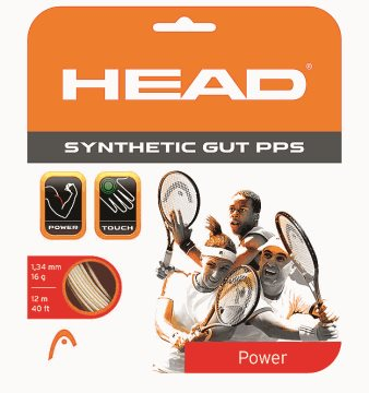 Produkt HEAD Synthetic Gut PPS 12m 1,24 Gold
