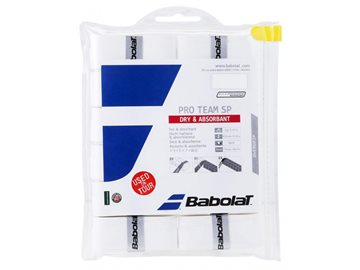 Produkt Babolat Pro Team SP Overgrip X12 White