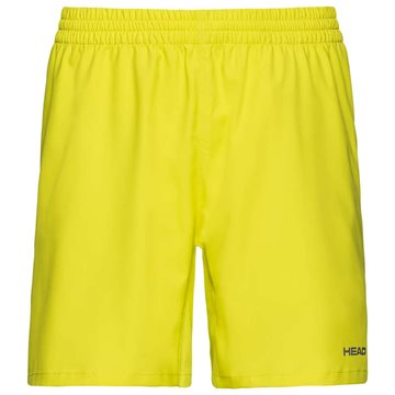 Produkt HEAD Club Shorts Men Yellow