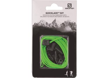 Produkt Salomon Quicklace Kit Green 326677