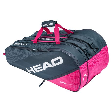 HEAD Elite 12R Monstercombi Anthracite/Pink 2021