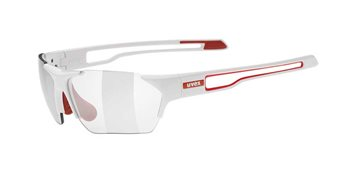 Produkt UVEX SPORTSTYLE 202 SMALL VARIO WHITE RED/SMOKE