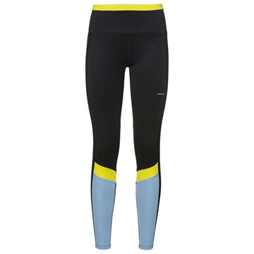 Produkt HEAD Power Tights Women Black/Sky Blue