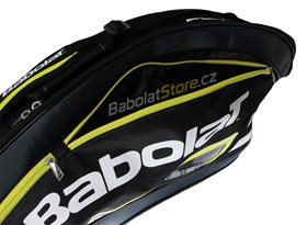 Babolat-Team-Line-Racket-Holder-Yellow-X3-2015_05
