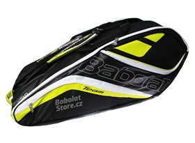 Babolat-Team-Line-Racket-Holder-Yellow-X12-2016_01