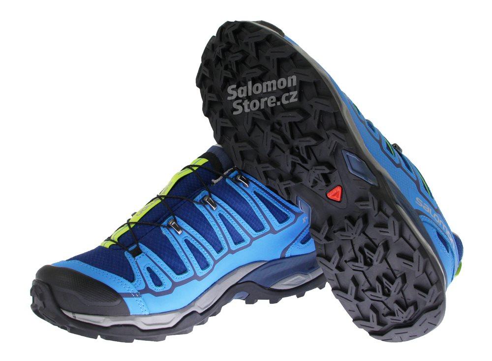 eac6eea21d7 Outdoorová obuv - Pánská obuv Salomon
